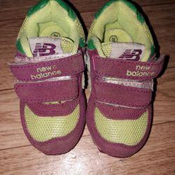 Sneakers 20 r. (12,5 cm.)