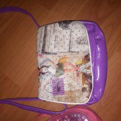 Kızlar için çanta