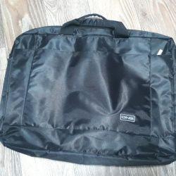 Laptop için çanta.