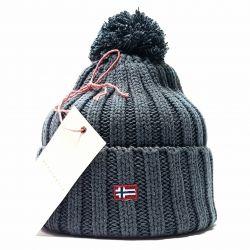 Hat Napapijri Geographic (gray)