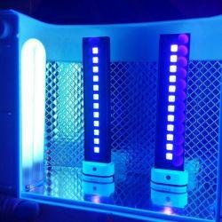 LED bulbs, spare. 9 w