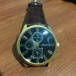 New men's watch