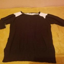 Sweatshirt with a beautiful back