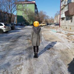 Winter women's coat