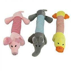 Новые игрушки с пищалкой