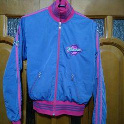 Kızlar için spor ceketler