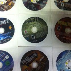 Fallout 3, PS3, κοινή χρήση