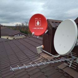 Satellite Television MTS