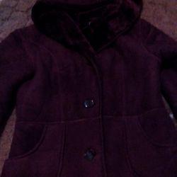 sheepskin coat demi-season