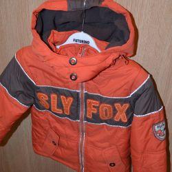 Autumn jacket