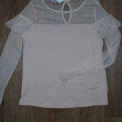 New blouse 44-46r.