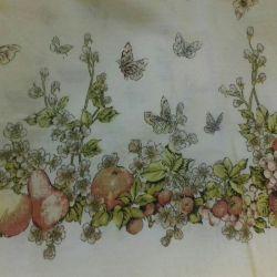 🍎🍐 Perdeler (yazlık / bahçeye)