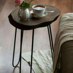 Mini table, bedside.