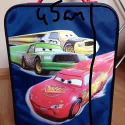 Suitcase Disney Cars