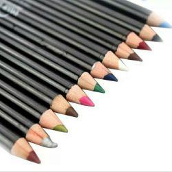 Μολύβι για χείλη και μάτι