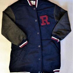 Noua jacheta de bombe din Zara. Înălțime 140 cm