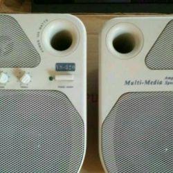 Difuzoare audio (pot fi închiriate)