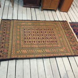 Kilim Afghan woolen. Oriental carpet