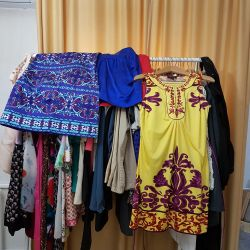 Dresses Italy original silk