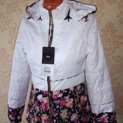 New jacket 42-44 size