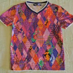 Tişört rengi, Bosco, Fas'ta üretildi