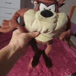 Soft toy from the cartoon
