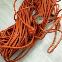 Elektrik uzatma kablosu