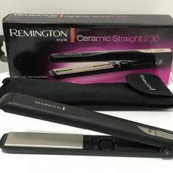 Tongs iron iron hair straightener
