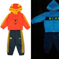 Нові фірмові спортивні костюми Adidas, nike