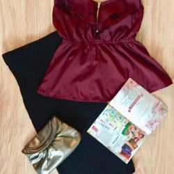 Top colors of Marsala