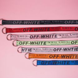 Belts Off-white