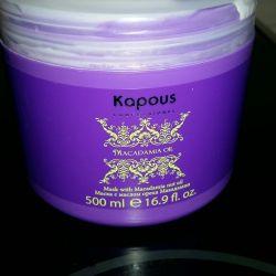 KAPOUS Macadamia Hair Mask