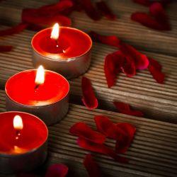 Ароматические свечи плавающие