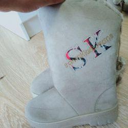 Ugg μπότες νέο χειμώνα p33,34,35 Aurora