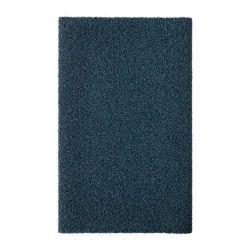 Street mat black. Latex inside. 50x80cm.