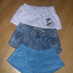Beach shorts 3pcs.44-46