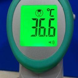Απομακρυσμένο θερμόμετρο για ένα παιδί
