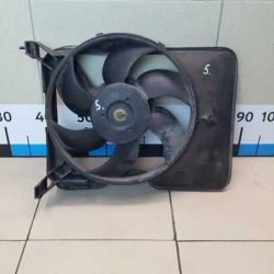 Opel Omega B radiator fan