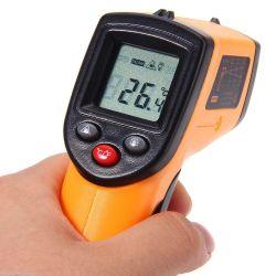 Lazer Temassız Termometre GM320