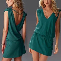 Tunic, color green (art 40420) wholesale / retail