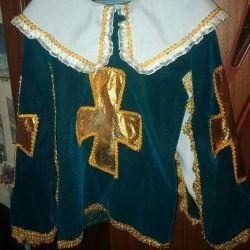 New Year's costume 'Musketeer'