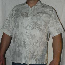 Новая летняя рубашка BASLER L/48-50 размер