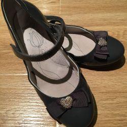 Okul ayakkabıları Kapika