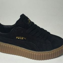 Puma sneakers by Rihanna
