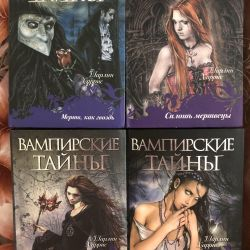 Books from the series Vampire Secrets