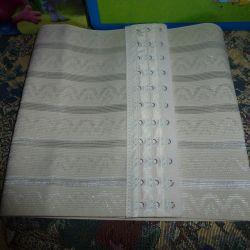 Postpartum slimming corset size L and 2XL