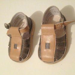 Sandale PIELE (10,5)