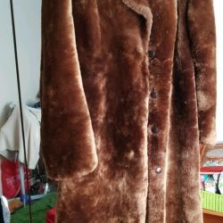 Fur coat of muton p. 46-48, exchange