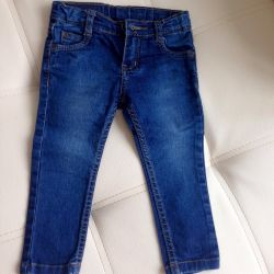 Jeans pipes new under Zara
