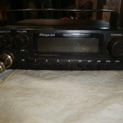 αυτοκίνητο ραδιόφωνο megajet mj-3031